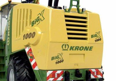 voici la derniere ensileuse krone bigx 1000