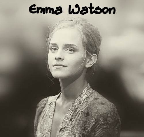 Emma en interview