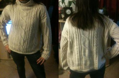 pull femme ou homme