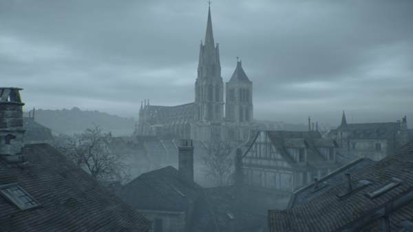 La Basilique des Rois de France dans Assassin's Creed ! 93...200 royal