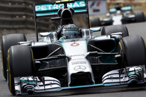 1165. Nico Rosberg 2