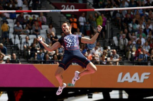 1189. Athlétisme