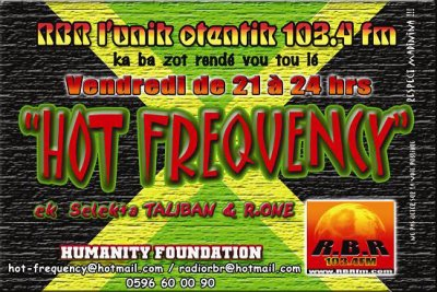 HOT FREQUENCY radio show
