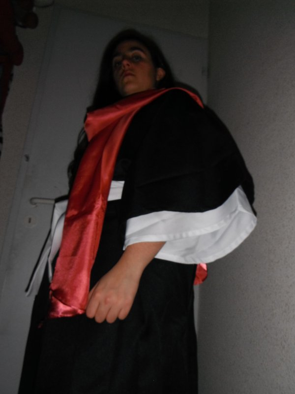 L cosplay Shinigami