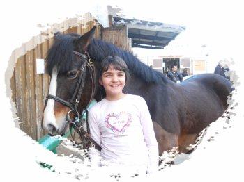 Cours d'équitation [du O2/03 au 23/03]