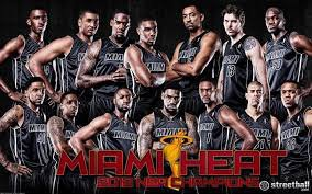 Team of Miami Heat