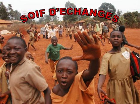"Vide grenier "" Echanges France Cameroun """