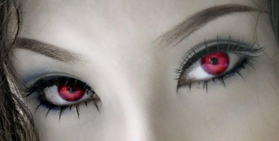 les yeux du démon