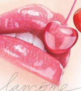 baiser de cerise
