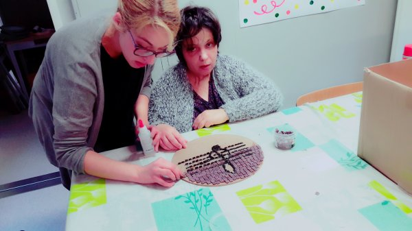 Divers ateliers  2018