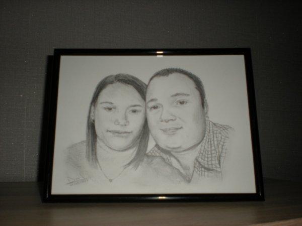Portrait Marina et Thomas