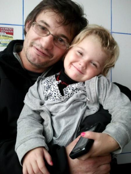 le père et la fille