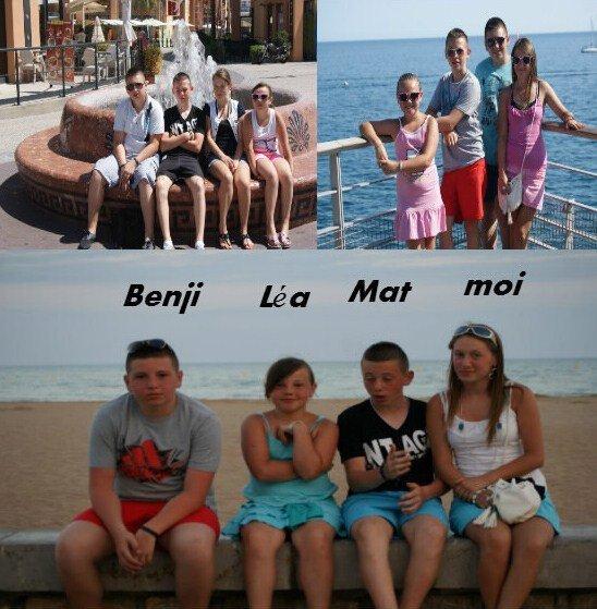 ◊ Cнαpìtr℮ o4 ;  ₪   Une famille pas comme les autres : LA MIENNE :)