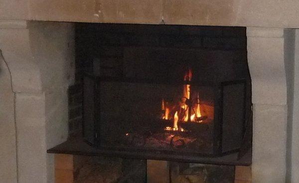 noël au coin du feu