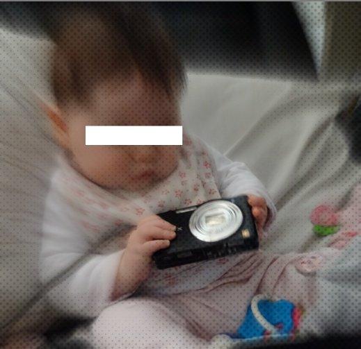 avec ma petite fille la relève est assuré lol