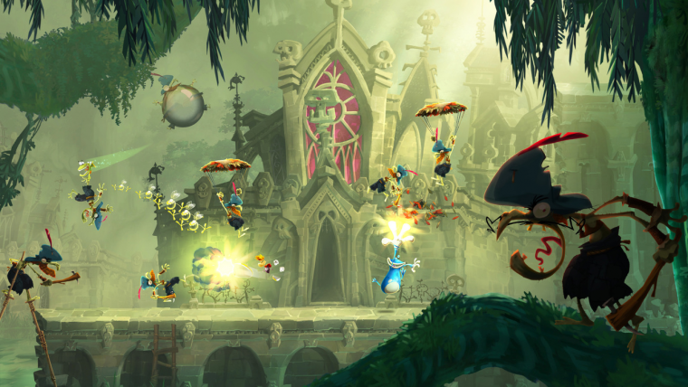 Nouveaux Screenshots Wii U en HD