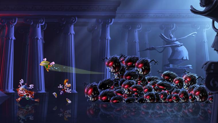 Nouveaux Screeshots Wii U en HD [Août 2012]