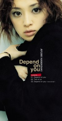 1998.12.09 - 5th Single ~Depend on You~