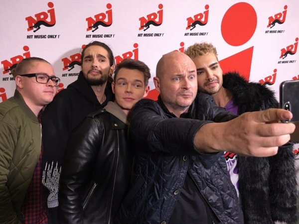Photo-interview a NRJ à Paris (20.03.2017)