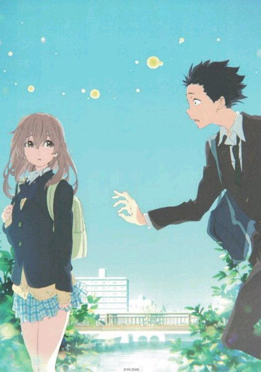 Koe no Katachi-Little do you know ♡
