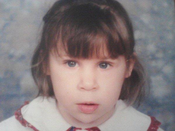 moii quand j'étai toute petite =)