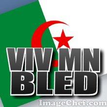 fiére d'etr algérienne
