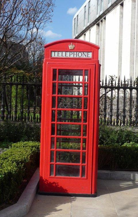 J'ai été à Londres!!