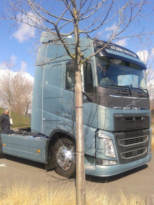 Nouveau Volvo fH 16 :)