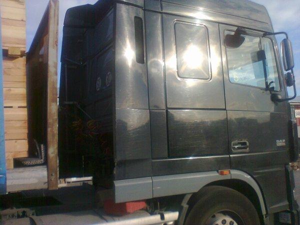 Le camion du Chef!