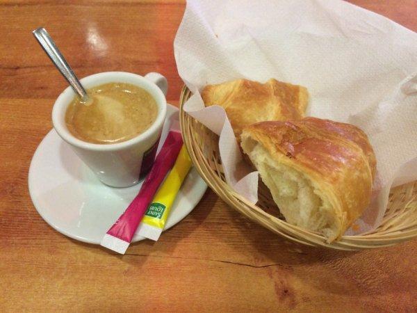 Quand le chef vous paye le café ... Bah c'est le TOOOP ! :D