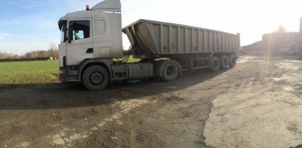 Camion du chef !!!