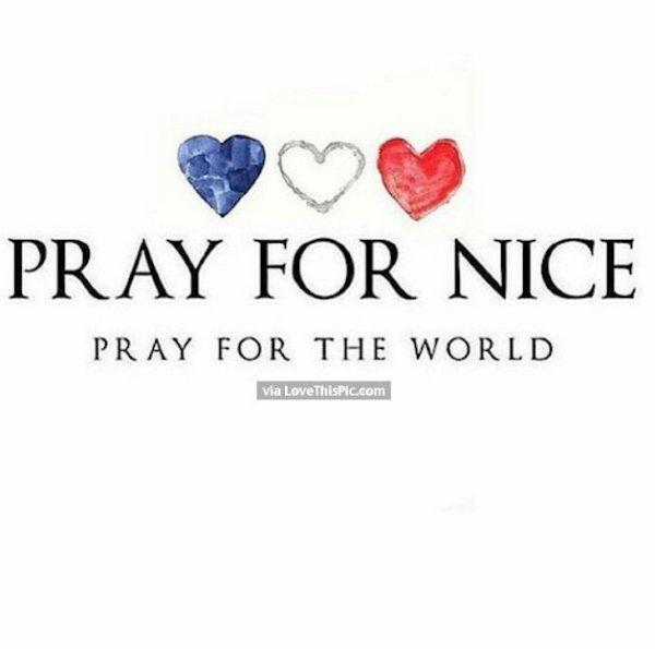 Nous sommes tous endeuillés par ces terribles attentat ... Il faut que cela cesse !