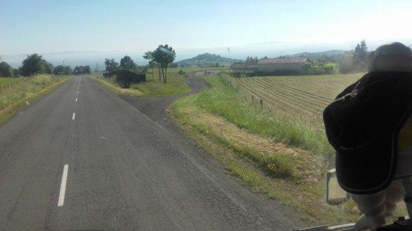Petite promenade dans la campagne :D