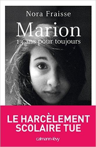 Marion,13 ans pour toujours