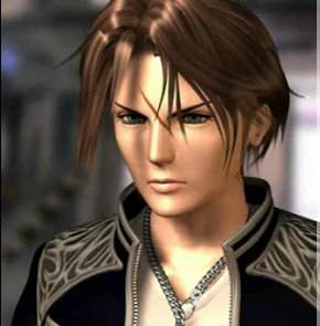 Personnages : Final Fantasy VIII