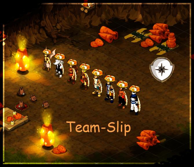 Team-Slip
