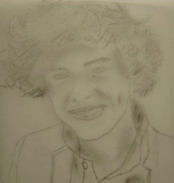 Mon dessin haha ;)