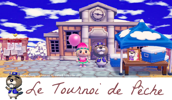 _ Castor Tournoi de Pêche _