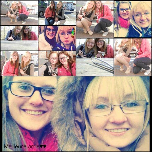Ma meilleure amie, ma vie, ma moitié, mon tout.♥♥