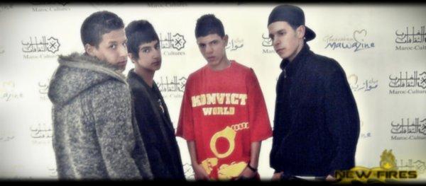 New-Fires ---> Mawazine 2011