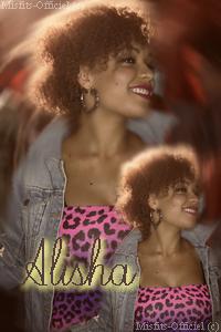 • Misfits-Officiel •  » Alisha Daniels # SAISON 1