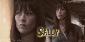 • Misfits-Officiel •  » Sally # SAISON 1
