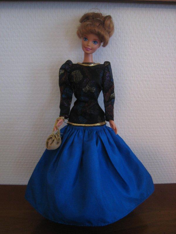 Barbie années 80 !