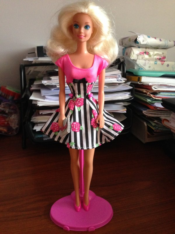 Barbie Style 1993.