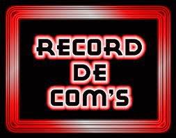 RECORD DE COMS