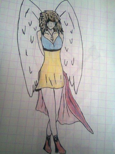 Un dessin de moi !