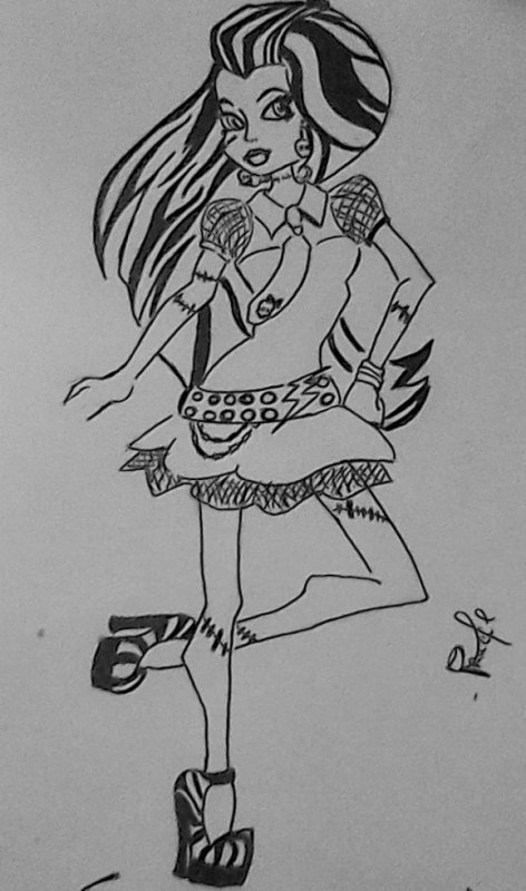 MONSTER HIGH =3