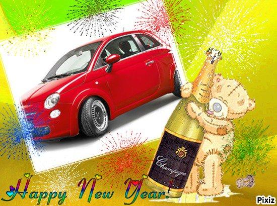 Bonne année 2012 à vous tous !!!