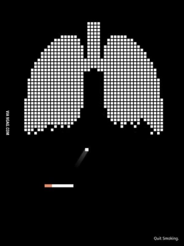 The most clever & smartest anti-smoking advertisement!