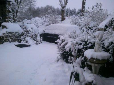 de la neige de la neige!!!